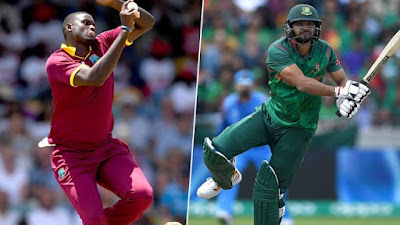 BAN vs WI vs IRE 2019 BAN vs WI final Match Cricket Tips