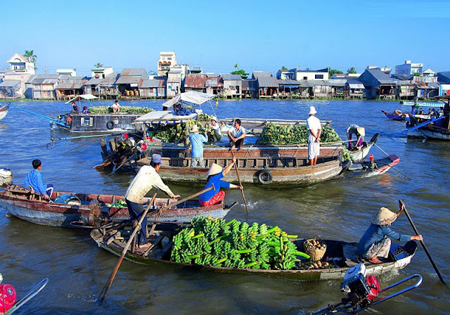 Ideal places for travelling by motorbike in Vietnam8