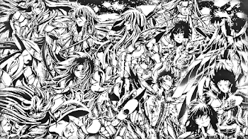Saint Seiya The Lost Canvas 223/223 Manga Sevidor: Mega