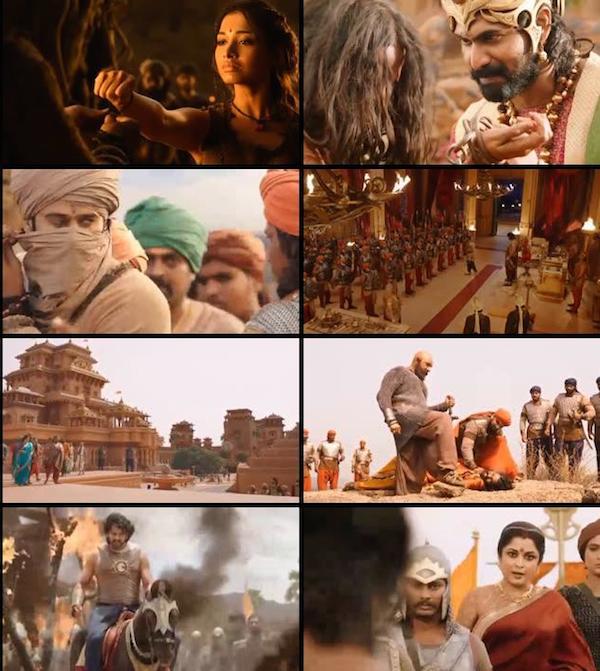 Baahubali (2015) Hindi Dubbed WEBHD 480p