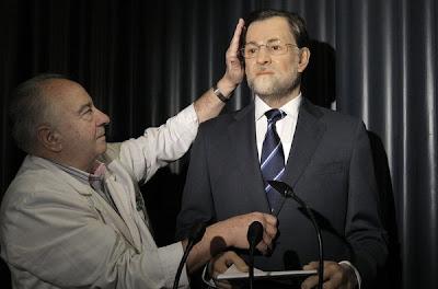 Figuras de cera · conlosochosentidos.es