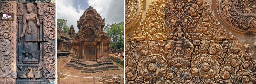 Il tempio delle donne - Cambogia