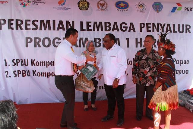 Lagi, Jayawijaya Minta Tambahan Kuota BBM