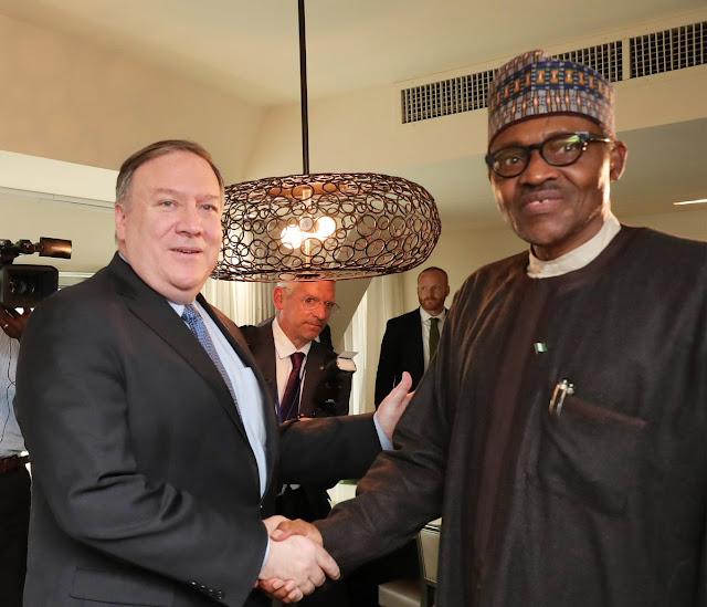 Re-election: U.S. congratulates Buhari, Nigeria
