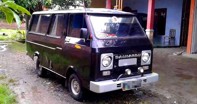 Daihatsu Hijet 55 S60 Indonesian version