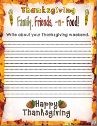 http://diamondmomstreasury.weebly.com/blog/thanksgiving-math-and-language-activities