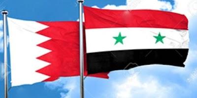 بعد الامارات، البحرين تعيد فتح سفارتها في دمشق