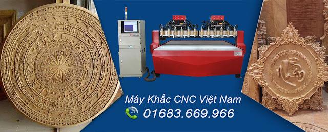 Máy CNC - Mang cả thế giới điêu khắc đến với bạn 2