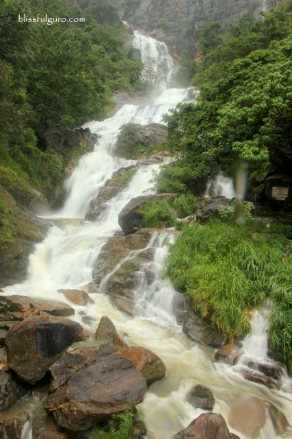 Ravana Ella Falls Sri Lanka