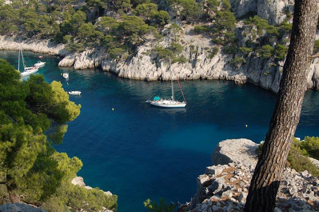 Visiter les Calanques de Marseille autrement