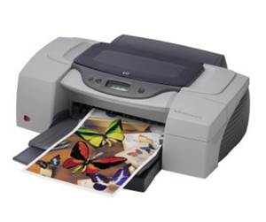 HP Color InkJet CP1700ps