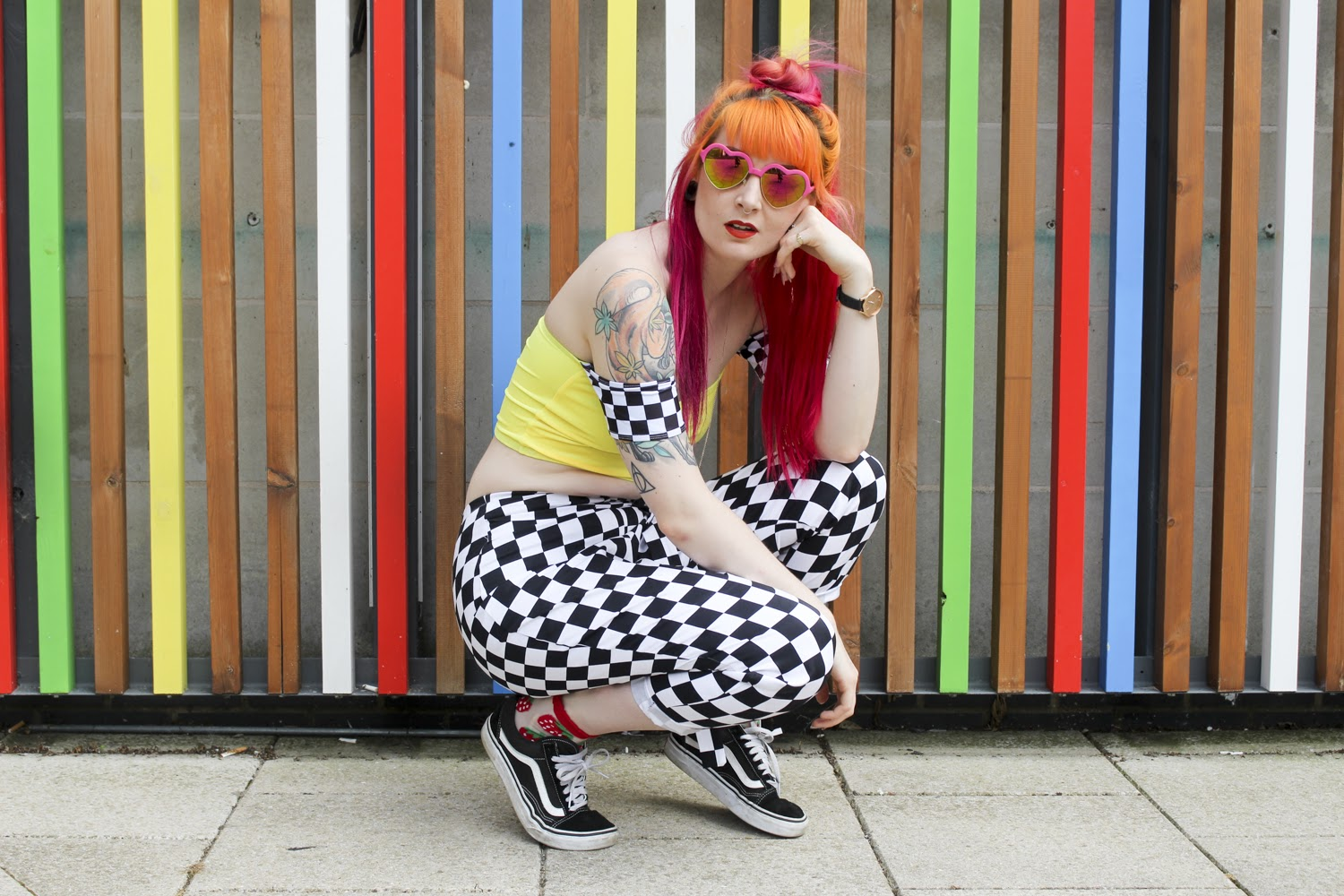 Alternative Style Blogger Foxxtailz Styles Love Too True