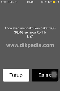 Paket Internet Murah Simpati Loop Unlimited