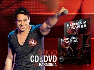 audio dvd harmonia do samba selo de qualidade