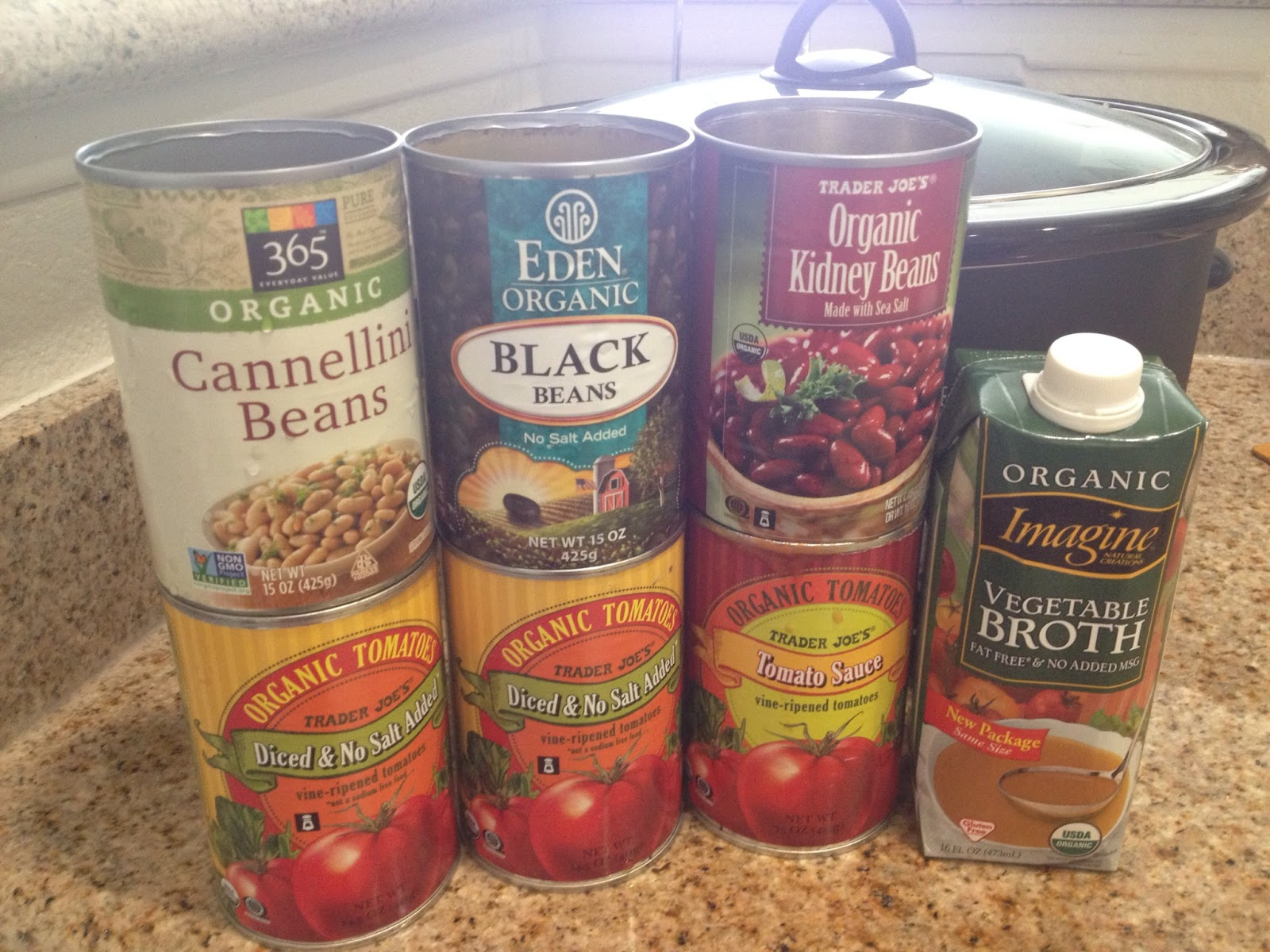 The Nelson Tales Clean Eating Crock Pot Chili