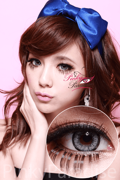 Vassen Dolly Plus Grey Circle Lenses (Colored Contacts)