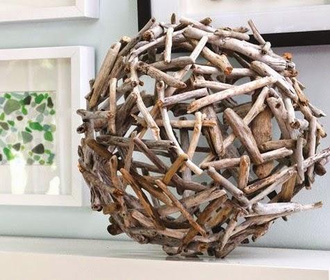 Driftwood Orb