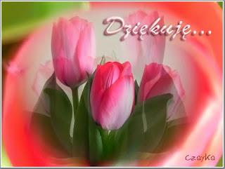 Podsumowanie czytelnicze kwiecień i podziękowanie za wielkanocne życzenia