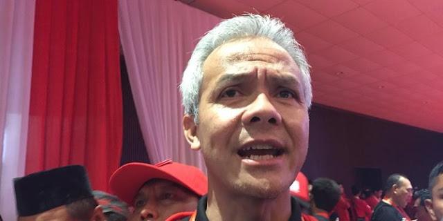 Ganjar Klaim Tak Sulit Kampanyekan Jokowi di Jateng: Saya Kedip, Orang Tahu Artinya