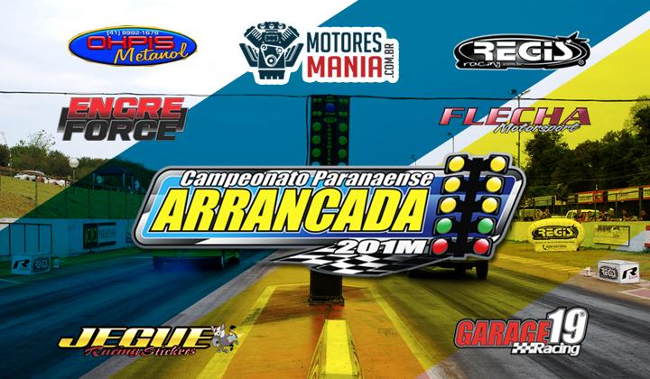 3 etapa do Campeonato Paranaense de Arrancada movinterá Maringá/PR