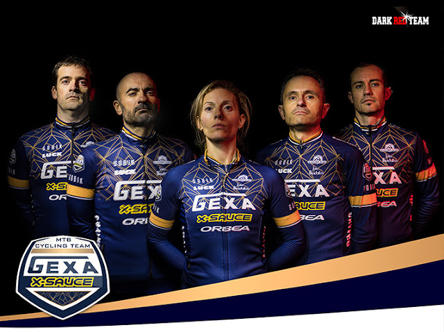 GEXA / X-SAUCE MTB CYCLING TEAM