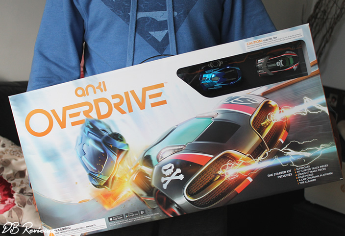 Anki Overdrive Starter Kit Review Anki Supertrucks Db Reviews Uk Lifestyle Blog