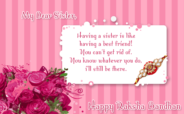 Happy Rakhi Greeting Cards