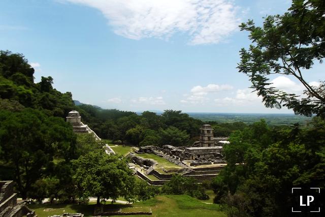 Visita Palenque Chiapas Zona Arqueológica