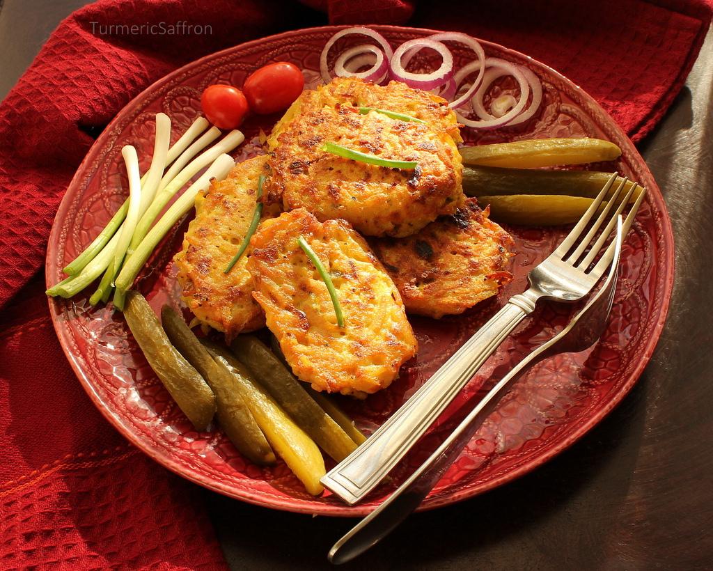 Iranian Potato Patties