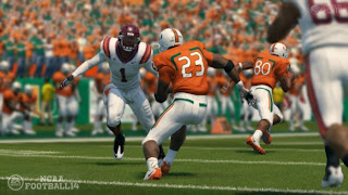 NCAA Football 14 Download Game