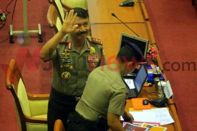 Kontroversi Budi Gunawan: Tinggal Tunggu Jokowi