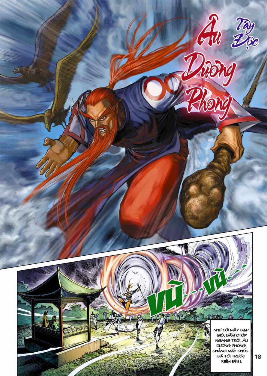 Anh Hùng Xạ Điêu anh hùng xạ đêu chap 43 trang 17