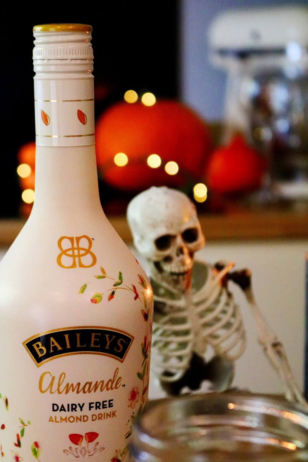 Halloween Cocktails ft. Baileys Almande + Cranes
