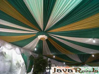 Sewa Tenda Dekorasi VIP - Rental Tenda Dekorasi VIP Pameran
