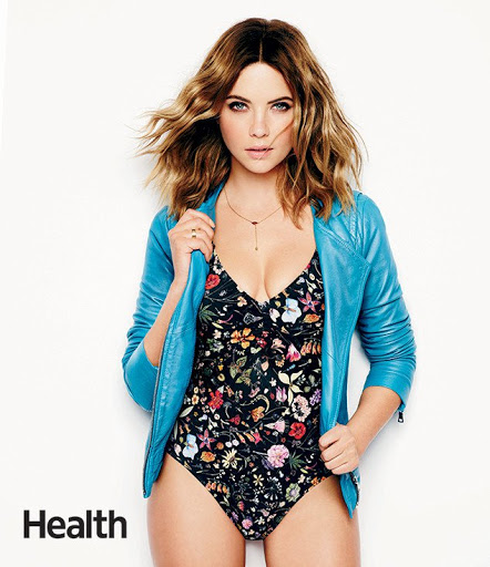 ashley benson sexy photo shoot for health magazine models