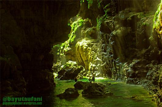 Jawa Barat Aduhai 2: Belum Bisa ke Grand Canyon di Amerika Sono? Yuk ke Green Canyon aja Dulu. Deket kok, Pangandaran Doang!