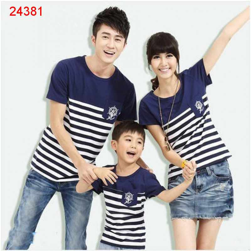 Jual Couple Keluarga FM Sailor Navy - 24381