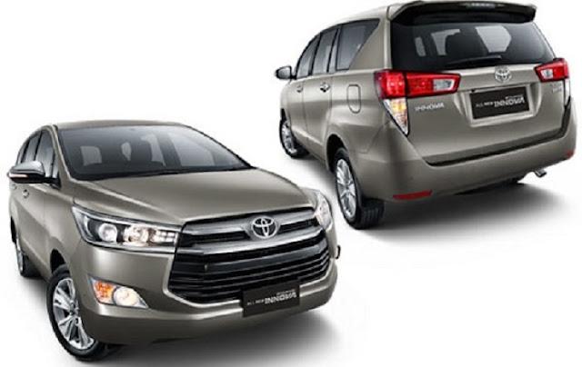 Toyota Kijang Innova Mobil Yang Paling Nyaman Untuk Mudik