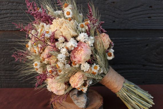 10 ramos otoñales para ser la novia perfecta