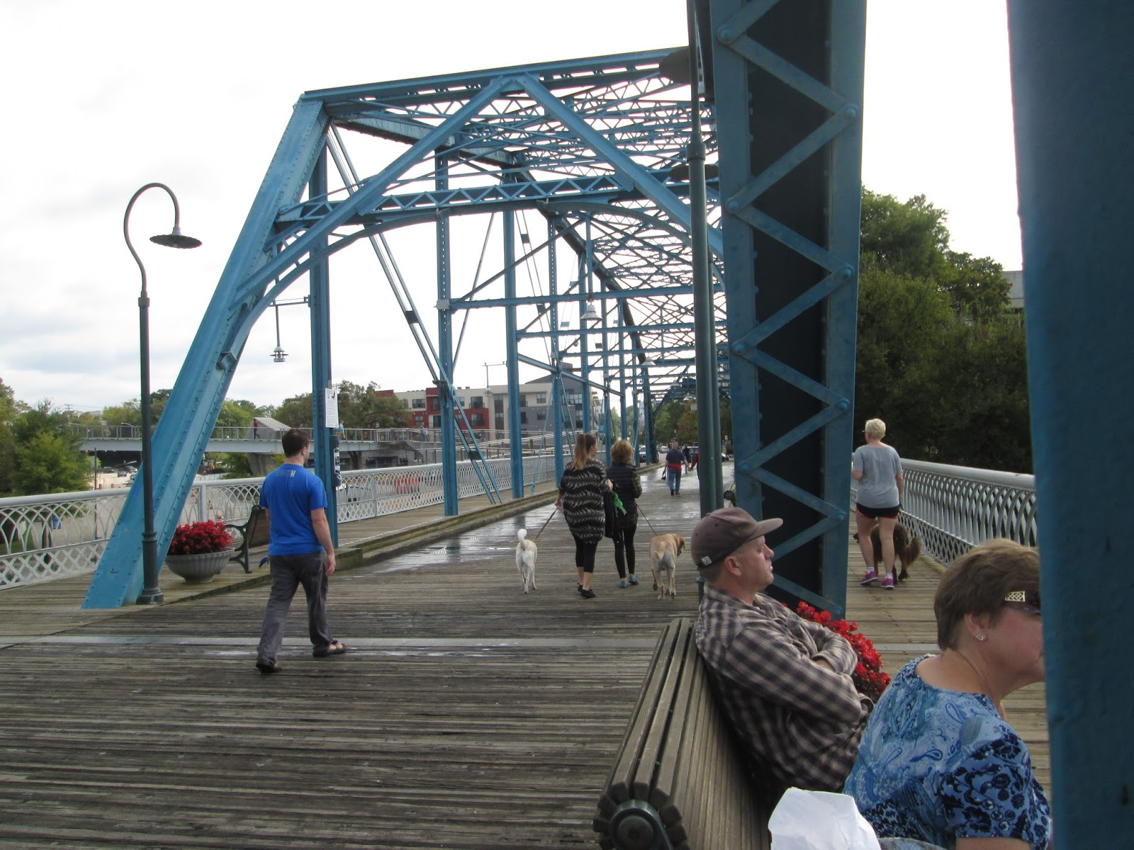 Garden Walk Chattanooga: Lace Up And Walk : Wednesday Walking