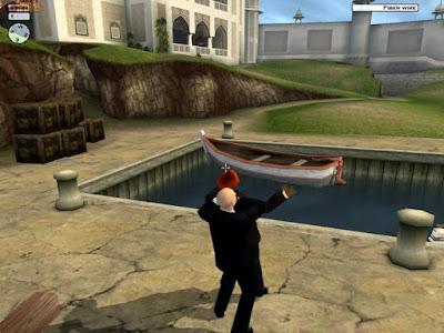 Gameplay Hitman 2 Silent Assassin