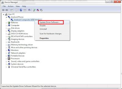 Tutorial Install Intel USB Driver di Asus Zenfone  di PC
