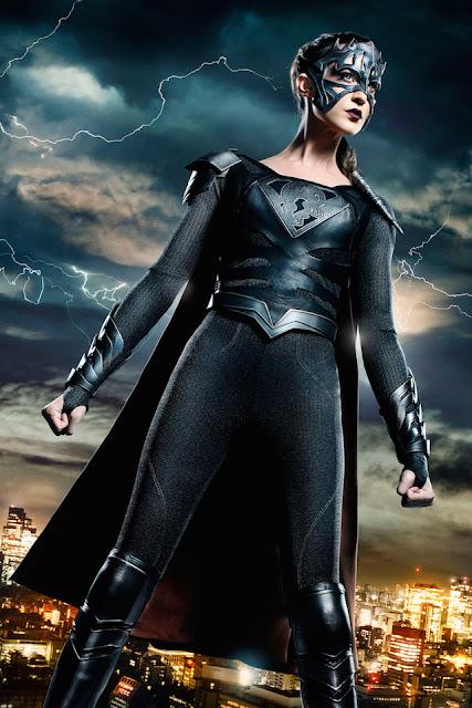 Supergirl 3x05 Damage - Reign