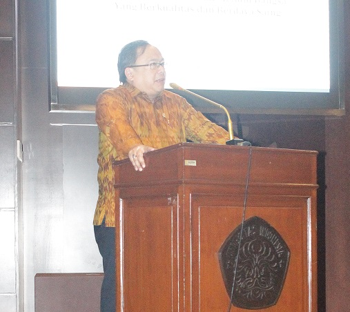 Bambang Brodjonegoro : Indonesia Harus Tingkatkan SDM