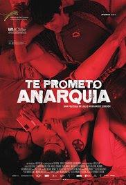 Te prometo anarquía (2015)
