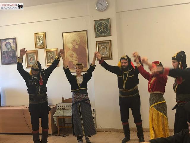 Εκδήλωση του Συλλόγου Ποντίων Αργολίδας στη Νέα Κίο, αφιερωμένη στην Παναγία Σουμελά