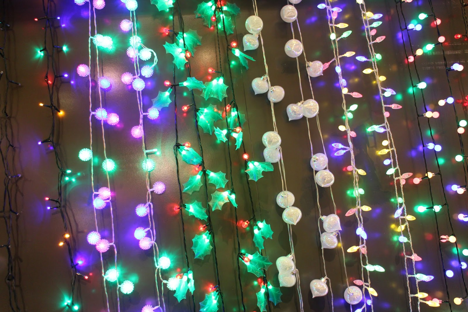 John Lewis Christmas Lights