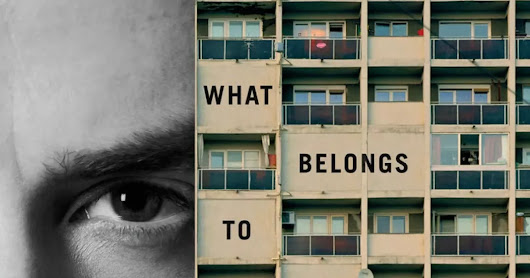 <i>What Belongs to You</i> by Garth Greenwell