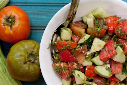 Fress Greek Salad Recipe