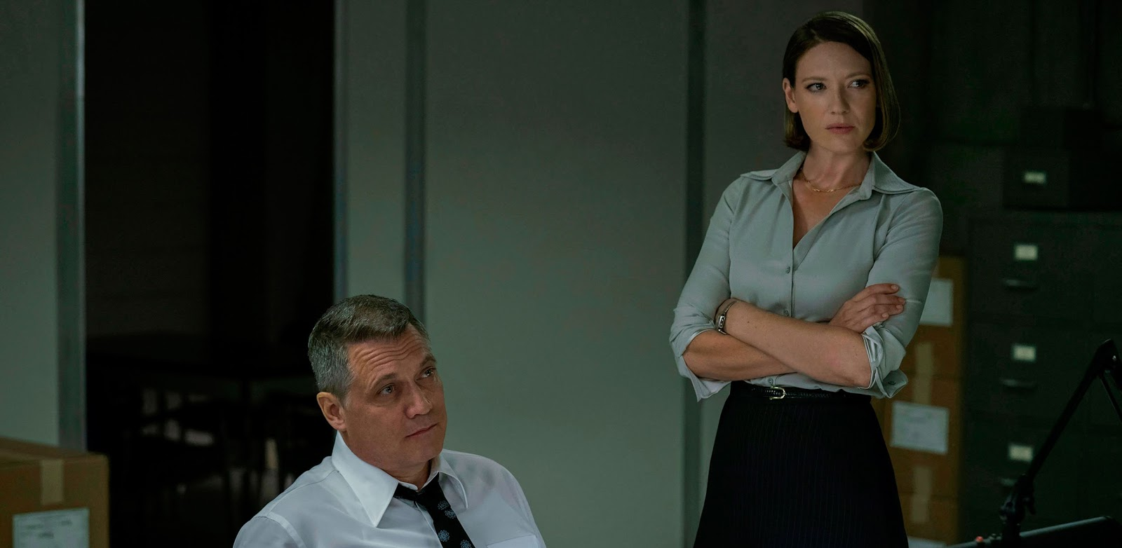 Mindhunter Anna Torv Holt McCallany